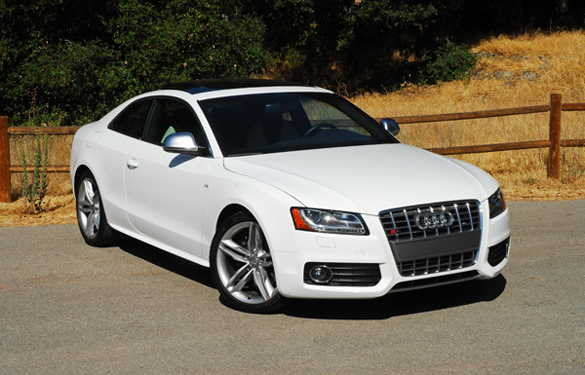 2009 audi s5 coupe review test drive. Black Bedroom Furniture Sets. Home Design Ideas