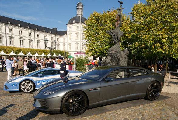 Lamborghini Estoque Gallery Images vIEW