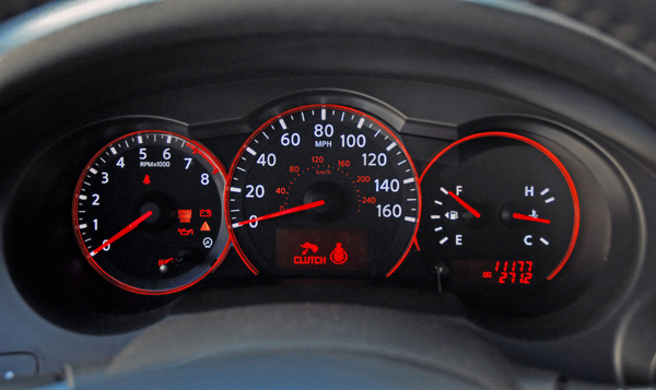 Like The Sedan Coupe S Instrument Panel
