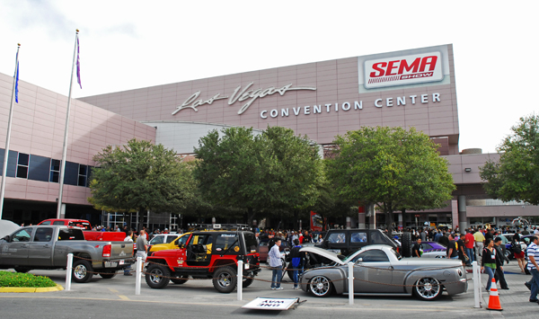 Got SEMA? Automotive Addicts 2008 SEMA Show Review