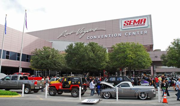 Got SEMA? Automotive Addicts 2008 SEMA Show Review