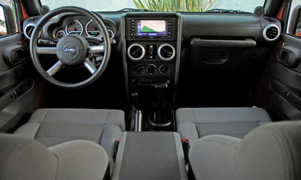 The 2009 Jeep Wrangler ...