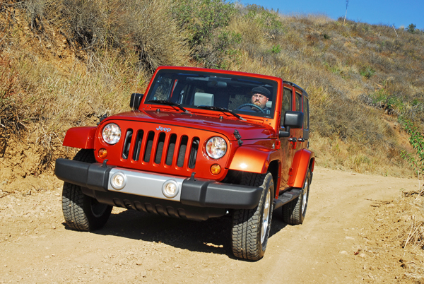 2009 Jeep Wrangler Unlimited Sahara 4×4 Test Drive