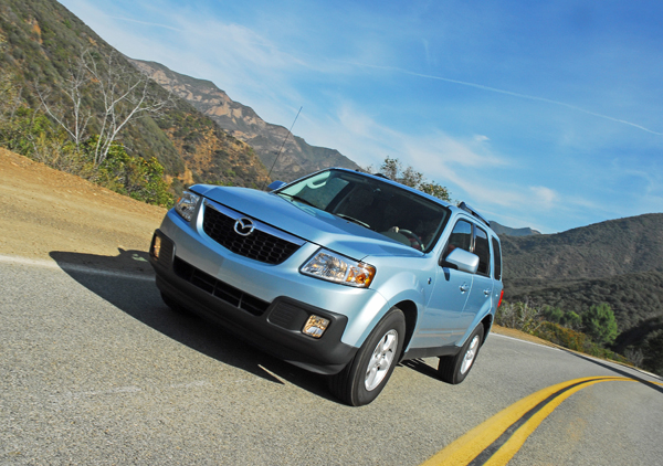 2008 Mazda Tribute Hybrid-Electric Vehicle wallpapers PICTURES