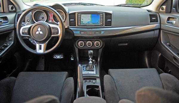 2009 Mitsubishi Lancer Ralliart Test Drive