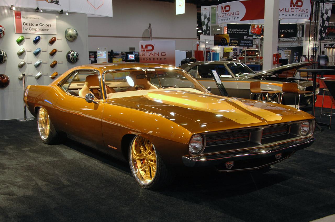 SEMA 2008: Dodge Brings Out