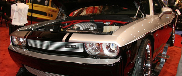 SEMA 2008: Dodge Brings Out Some Heavy Hitters To This Year's SEMA Show