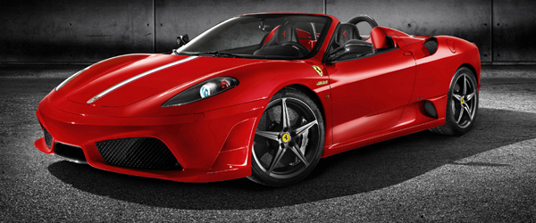 Drop-Top Missile: Ferrari F430 Scuderia Spider 16M Unveiled