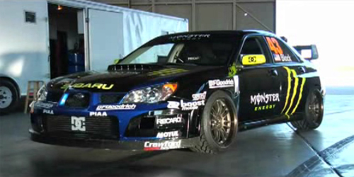 Are You A Good Driver? Ken Is! – Ken Block Gymkhana Practice