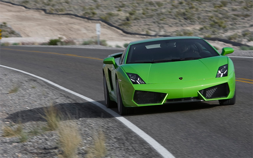 Lamborghini Gallardo LP560-4 Full Out WOT Video
