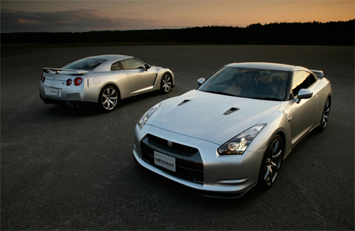 Motor Trend Car of the Year: 2009 Nissan GT-R
