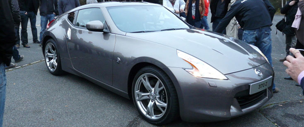 In Z Flesh: The New Nissan 370Z In The Flesh