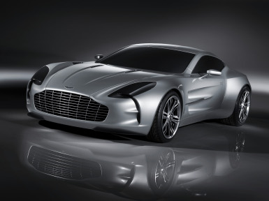 WHY DIDN'T BOND GET THIS ASTON ONE-77
