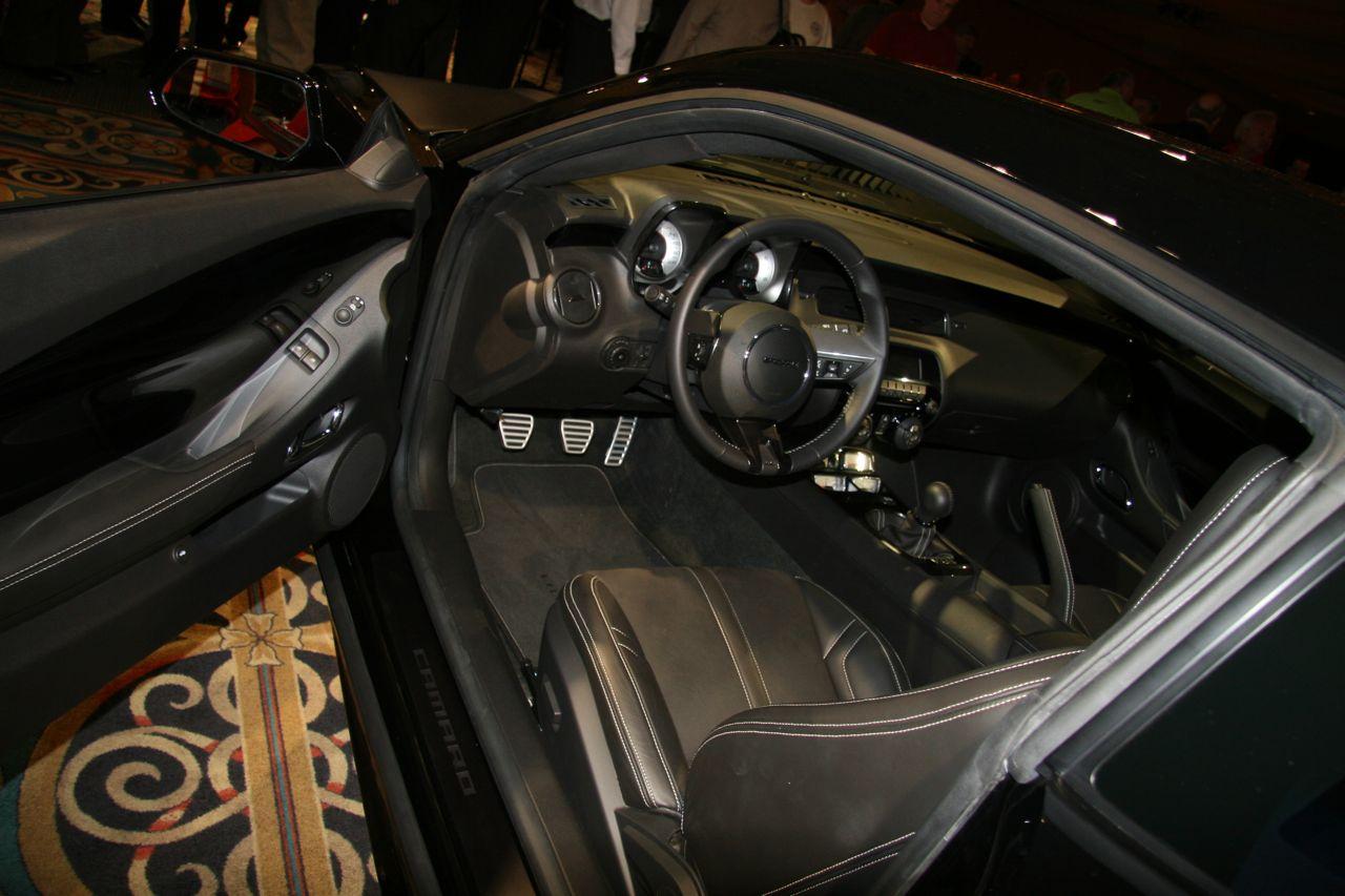 SEMA 2008 Chevy Camaros