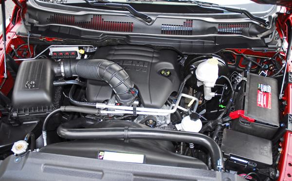 2009 Dodge Ram 1500 Hemi Crew Cab Laramie Test Drive