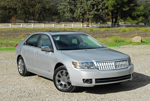 2009 Lincoln MKZ Test Drive