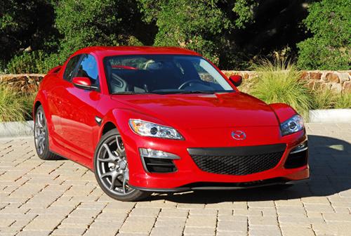 2009 Mazda RX-8 R3 Test Drive