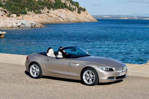 Official Unveiling: 2010 BMW Z4 Roadster – Images & Videos