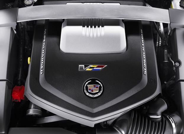 2010 Cadillac CTS-V: A Driver's Car