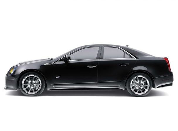 cool cars and fast cars 2010 cadillac cts v. Black Bedroom Furniture Sets. Home Design Ideas