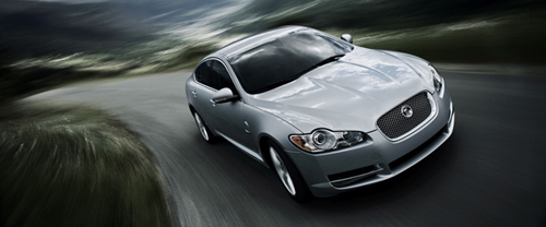 2010 Jaguar XF Diesel S: 35MPG While Producing 443 lb-ft of Torque