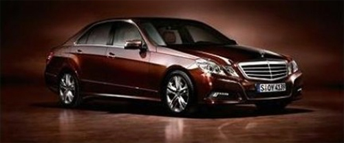 2010 Mercedes Benz E-Class Images Leaked