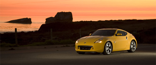Motor Trend First Test: 2009 Nissan 370Z
