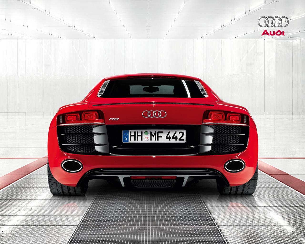 Caught Red Handed Audi R8 V10 5 2 Fsi Quattro