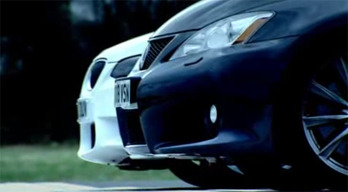 Little Sports Sedans from Hell: BMW M3 Sedan vs. Lexus IS-F
