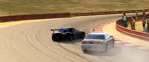 Digital Drifters: Forza 2 Drifting Video – Project Blackjack's The Rising Storm