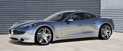 Fisker Karma Plug-In Hybrid Production Photo & Info
