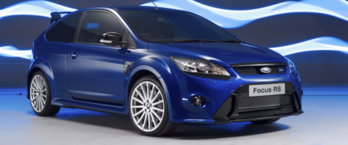 Ford's Little Blue Devil: Ford Focus RS