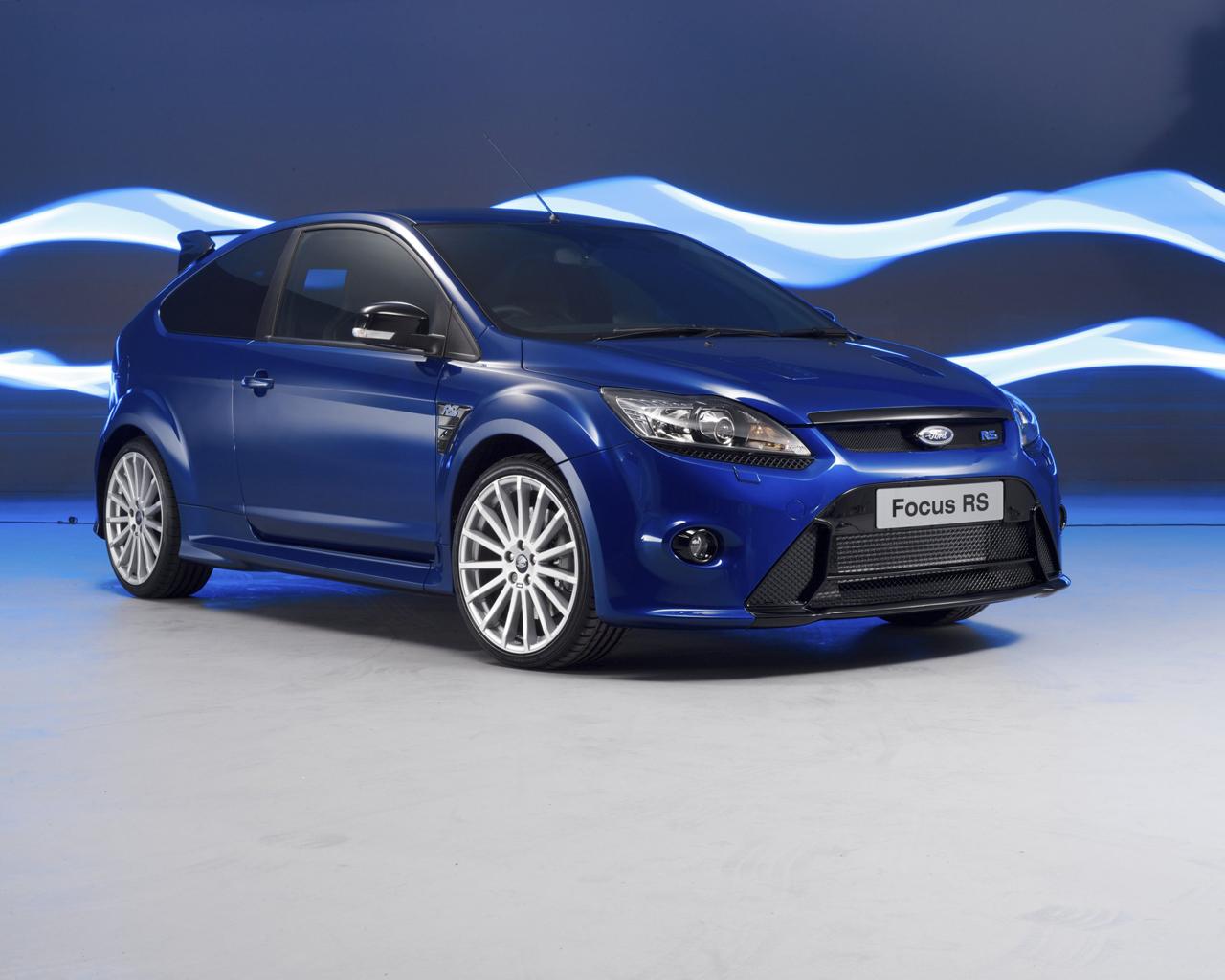 Ford S Little Blue Devil Ford Focus Rs