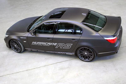 BMW M5 Hurricane RS: G-Power Tuned BMW M5 Hits 228MPH