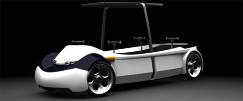 Human Powered Car: The Green People-Powered Car of the Future