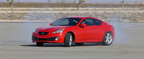 Super Bowl XLIII Commercial: 310hp Hyundai Genesis Coupe