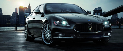 NAIAS 2009: Maserati Quattroporte Sports GT S To Be Unveiled