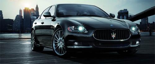 NAIAS 2009: Maserati Quattroporte Sports GT S To Be Unveiled