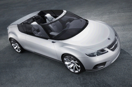 """Saab Raises the Roof in Boston: Special Edition and 9-X """"Air"""" BioHybrid Convertible Concept"""