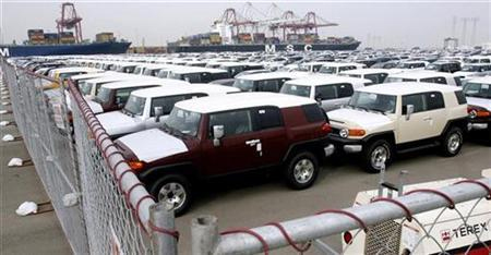 Automotive Industry Struggle: Unsold Cars Pile Up On Leased Lots