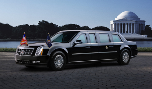New 2009 Cadillac Presidential Limo – Truly Presidential
