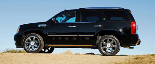 2009 Cadillac Escalade Hybrid Test Drive