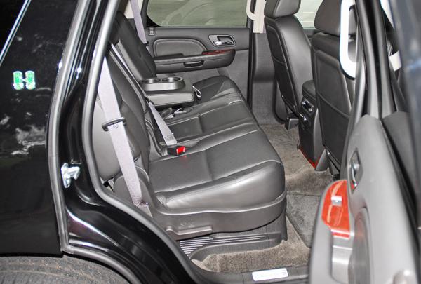 Gejebe Cadillac Escalade Interior Photos