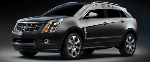 2009 NAIAS Preview: 2010 Cadillac SRX Grows Up