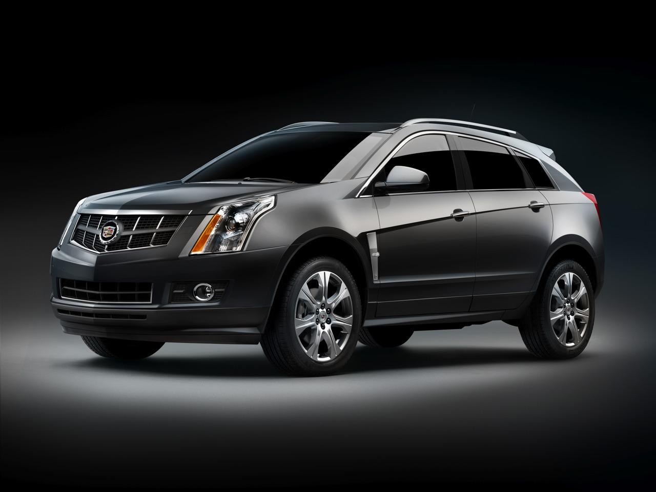 Cadillac SRX (2010)