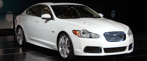 Detroit 2009: Jaguar XFR and Jaguar XKR – JaguarRRR Roars Loud