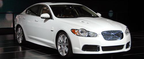 Detroit 2009: Jaguar XFR and Jaguar XKR – JaguarRRR Roars Loud