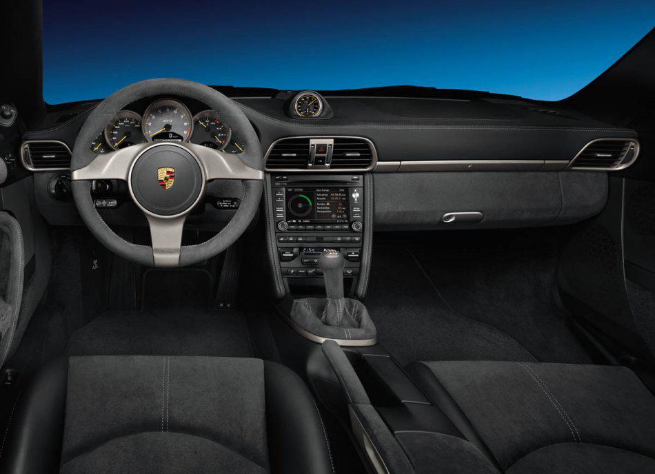 porsche gt 911. 2010 Porsche 911 GT3 Gets New