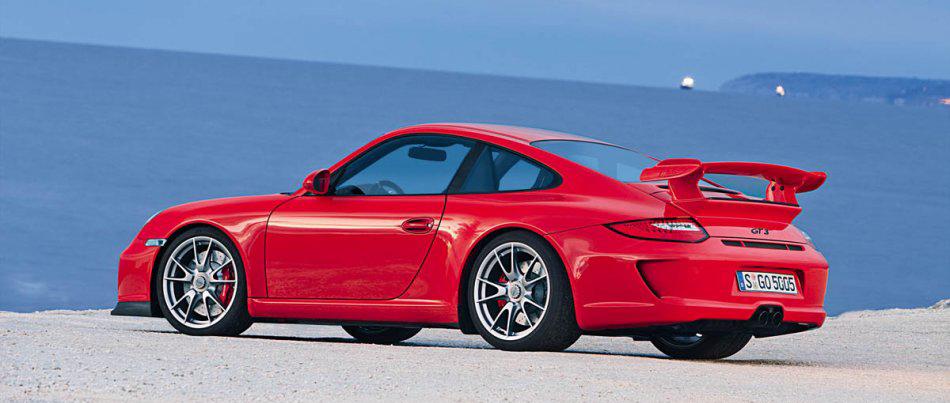 2010 Porsche 911 GT3 info