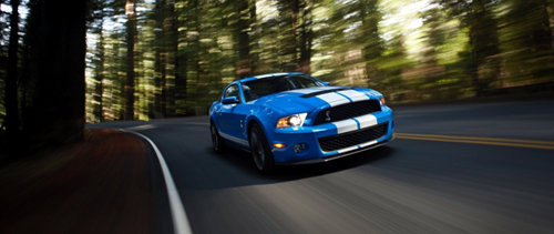 2009 NAIAS Preview: 2010 Ford Shelby GT500 Mustang